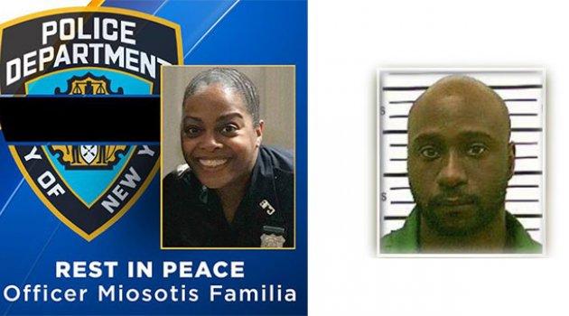 New York'ta Polise saldırı 1 Polis hayatını kaybetti