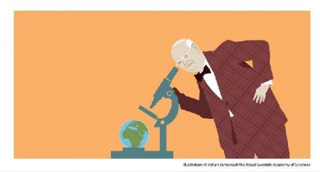Nobel Ekonomi Ödülü Britanyalı Angus Deaton'ın