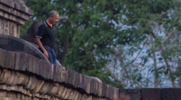 Obama çocukluğunu geçirdiği Endonezya'da
