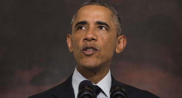 Obama: Fransa halkıyla birlikte mücadele edeceğiz