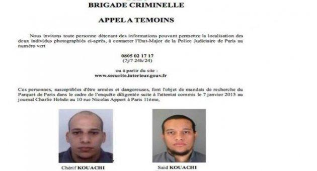 Paris'teki kanlı saldırıyla ilgili flaş gelişme