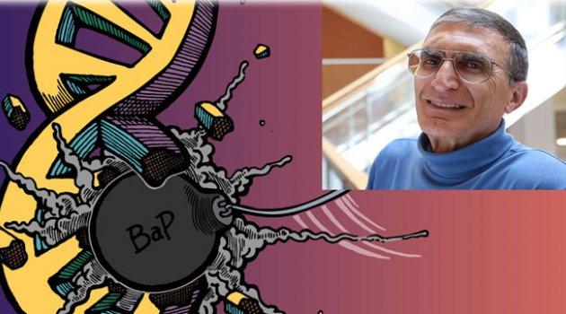Prof. Aziz Sancar'dan Yeni Keşif
