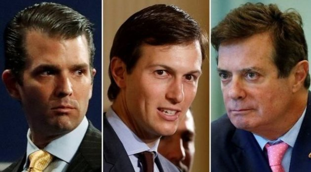 Rusya iddiaları: Trump'ın oğlu ve yardımcıları ifade verecek