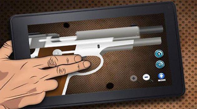 'Sanal Silahlar Modern Hayatı Tehdit Ediyor'