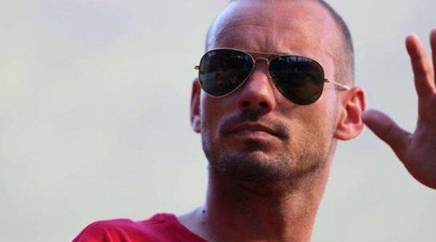 Sneijder için tek yol ABD!