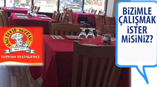 Staten Island'ta Garson Aranıyor