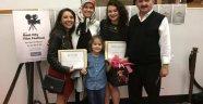 Humeyra Çelik'in Muslima Ödülü
