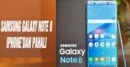 Samsung Galaxy Note 8 fiyatı