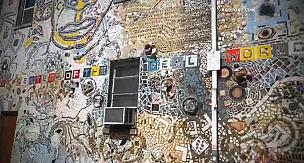 Amerika'da Sokak Sanatları www.abdpost.com