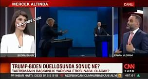 Erhan Yıldırım Amerikan seçimlerini Yorumluyor www.abdpost.com