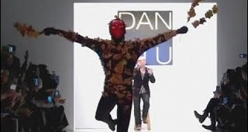 Breaking News: New York Fashion Week 2017. Dan Liu Collection 2017.