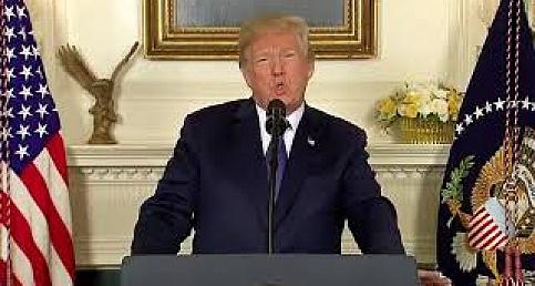 Donald J Trump say: Syria Attack www.abdpost.com