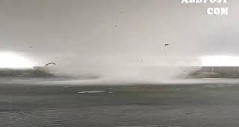 Dramatic tornado Walton Beach www.abdpost.com