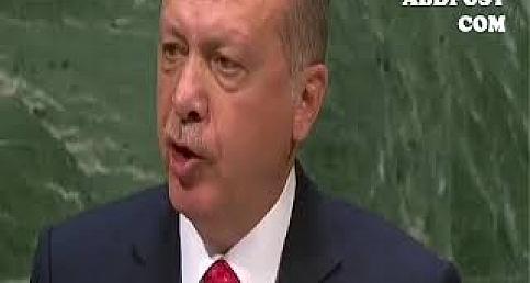 Erdoğan BM'den Dünyaya Seslendi www.abdpost.com