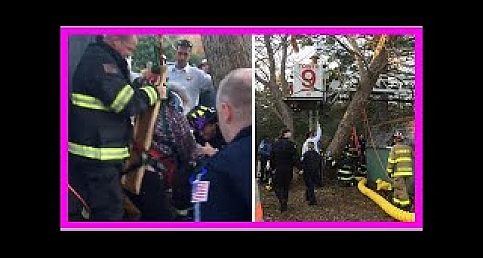 Fox News - New jersey woman trapped in a septic tank rescued after 3 hours