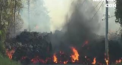 Hawaii volcano destroys homes, forces evacuations www.abdpost.com