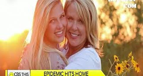 Kızının Ölüm haberini sundu www.abdpost.com