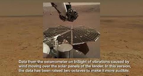 Mars'ın sesi ilk kez kaydedildi www.abdpost.com