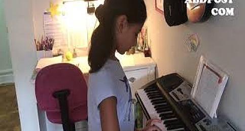 milda Ceyhan piano mini konser ABDPOST.COM
