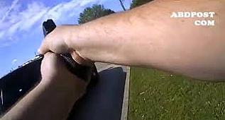Pasadena cop's body cam shows suspect being shot www abdpost com